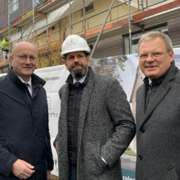 Mit Karsten Becker und Olaf Lies