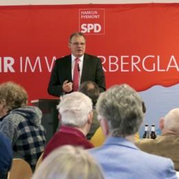 Parteitag SPD Unterbezirk HM-Pyrmont