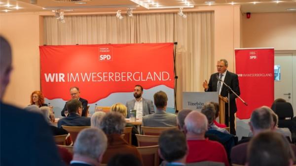 Dirk Adomat spricht über Bedeutung des Ehrenamts